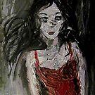 RedLady Eyes Seen by Ashley Huston