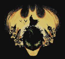 Batman by Solublezebra