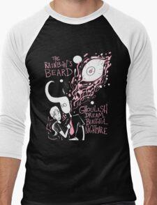 "The Rainbow's Beard - ""Ghoulish Dream, Beautiful Nightmare"" Men's Baseball ¾ T-Shirt"