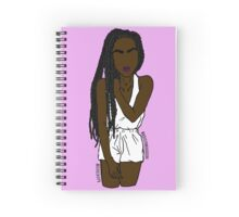 LAUREN (ABA) Spiral Notebook