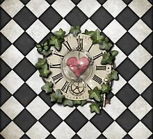 clock whimsy by Melanie Moor