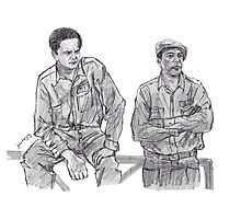 The Shawshank Redemption Photographic Print