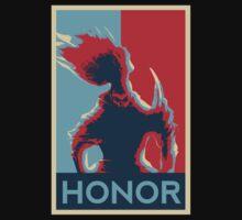 Yasuo - League of Legends - Honor Kids Tee