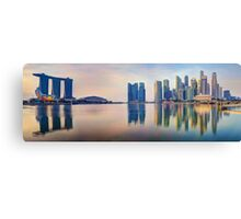 Hot In The City - Singapore Canvas Print