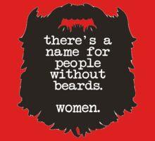 Beard Insult Kids Tee