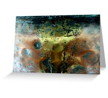 BETWEEN TWO WORLDS Greeting Card