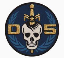Danger 5 Emblem (Gigantic) One Piece - Long Sleeve
