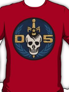 Danger 5 Emblem (Gigantic) T-Shirt