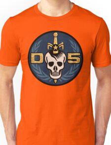 Danger 5 Emblem (Gigantic) Unisex T-Shirt