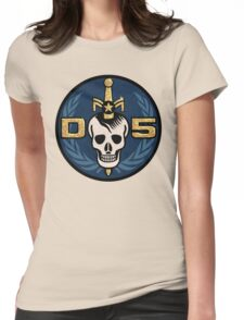 Danger 5 Emblem (Gigantic) Womens Fitted T-Shirt