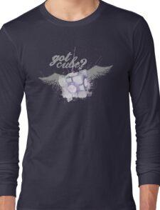 Got Cube? Long Sleeve T-Shirt