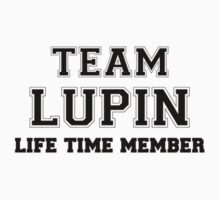 Team LUPIN, life time member Kids Clothes
