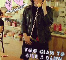 Glam Gerard Way by killjoyfucker
