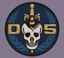 Danger 5 Emblem (Pocket) Kids Clothes