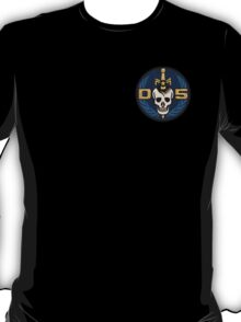 Danger 5 Emblem (Pocket) T-Shirt