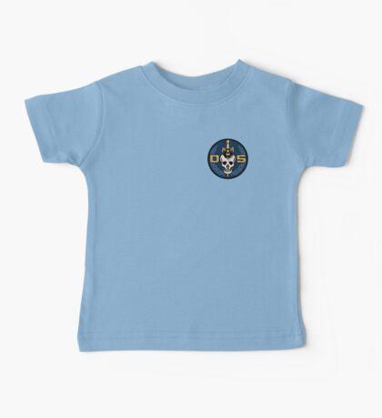 Danger 5 Emblem (Pocket) Baby Tee