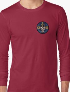 Danger 5 Emblem (Pocket) Long Sleeve T-Shirt