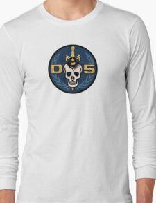 Danger 5 Emblem (Chest) Long Sleeve T-Shirt