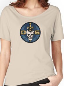 Danger 5 Emblem (Chest) Women's Relaxed Fit T-Shirt