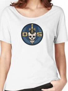 Danger 5 Emblem (Chest) Women's Relaxed Fit T-Shirt