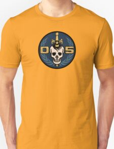 Danger 5 Emblem (Chest) T-Shirt