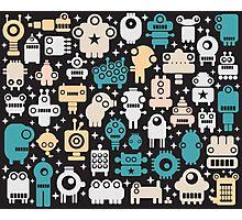 Robots. Photographic Print