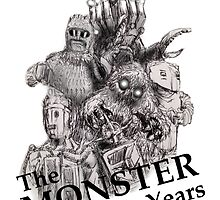 The Monster Years by peacockpete