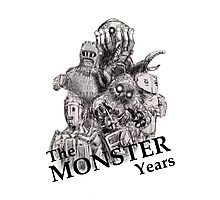 The Monster Years Photographic Print