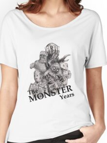 The Monster Years Women's Relaxed Fit T-Shirt