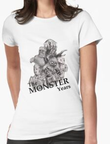 The Monster Years Womens T-Shirt