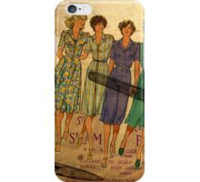 Shampoo Powder Collage iPhone Case/Skin