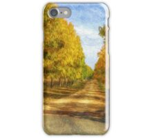 Country Roads Take Me Home - Uralla NSW - The HDR Experience iPhone Case/Skin