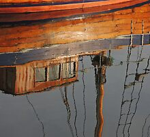 In reflective mood by Heather Thorsen