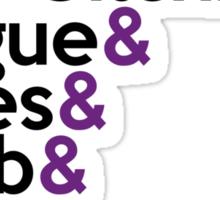 UK 2011 Jetset Sticker