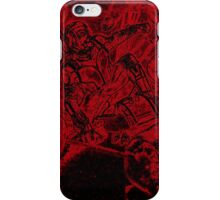 Ant-Man Red Sketch iPhone Case/Skin