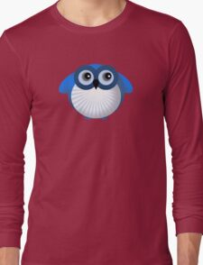 BLUE OWL Long Sleeve T-Shirt