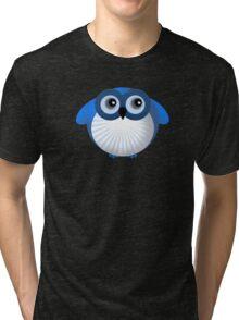 BLUE OWL Tri-blend T-Shirt