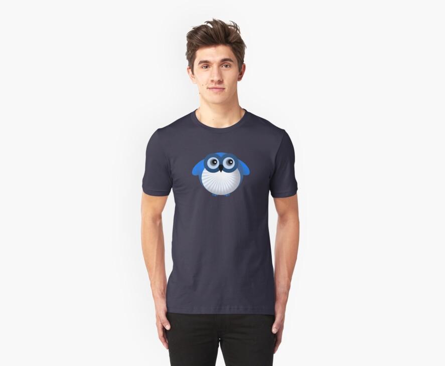 BLUE OWL by matt40s