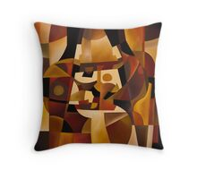 THE KABALISTS Throw Pillow