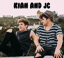 Kian and Jc Rooftop  by emileen2