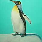 Ppp..enguin by Carole Russell