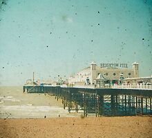 Brighton Pier by Cassia Beck