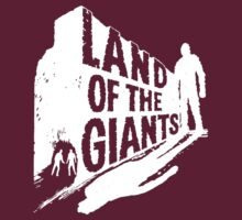 Land of the Giants Logo by Retro21
