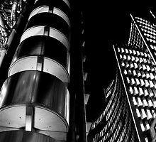 Lloyd's Building London  by DavidHornchurch