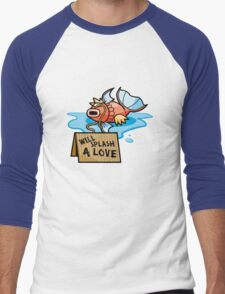 It's Hard Out Here For A Karp Men's Baseball ¾ T-Shirt