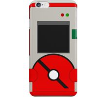 Pokedex 5th Generation iPhone Case - Red iPhone Case/Skin