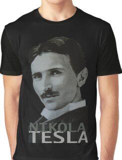 NikolaTesla Graphic T-Shirt