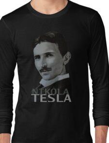 NikolaTesla Long Sleeve T-Shirt