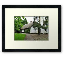 Bunratty Folk Park Framed Print