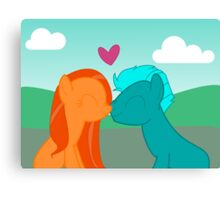 MLP Love Canvas Print